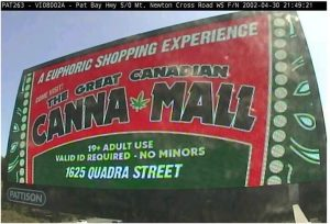 The Great Canadian Canna Mall