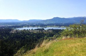 "Cowichan Valley, the ""warm land"""