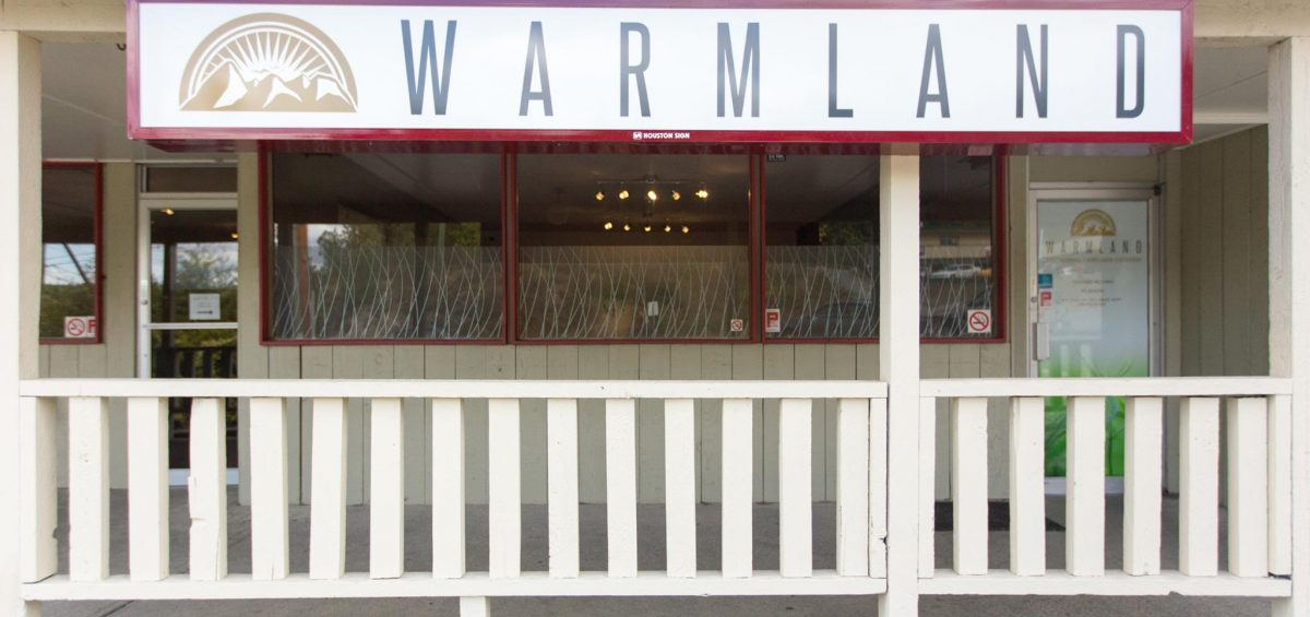 Warmland's Mill Bay Location