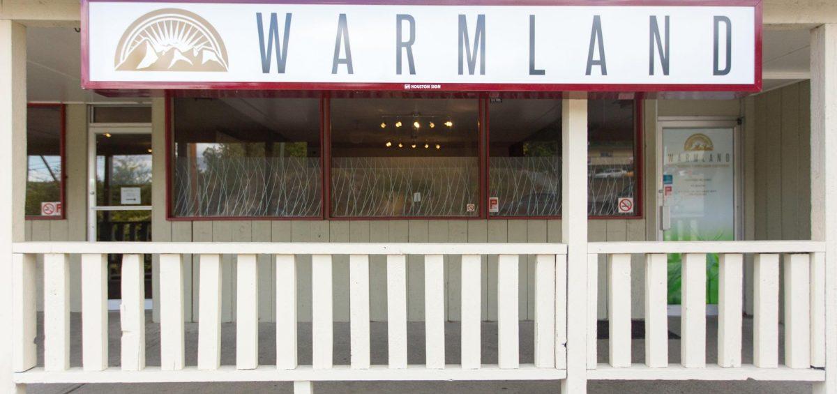 Warmland's Mill Bay Location