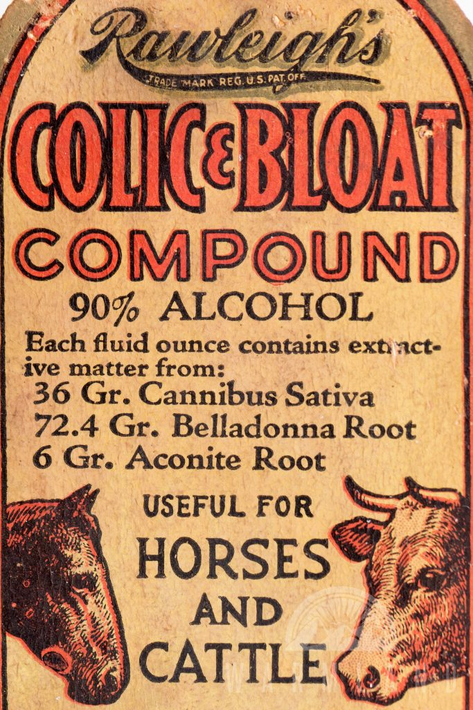 Rawleigh's Colic & Bloat Compound