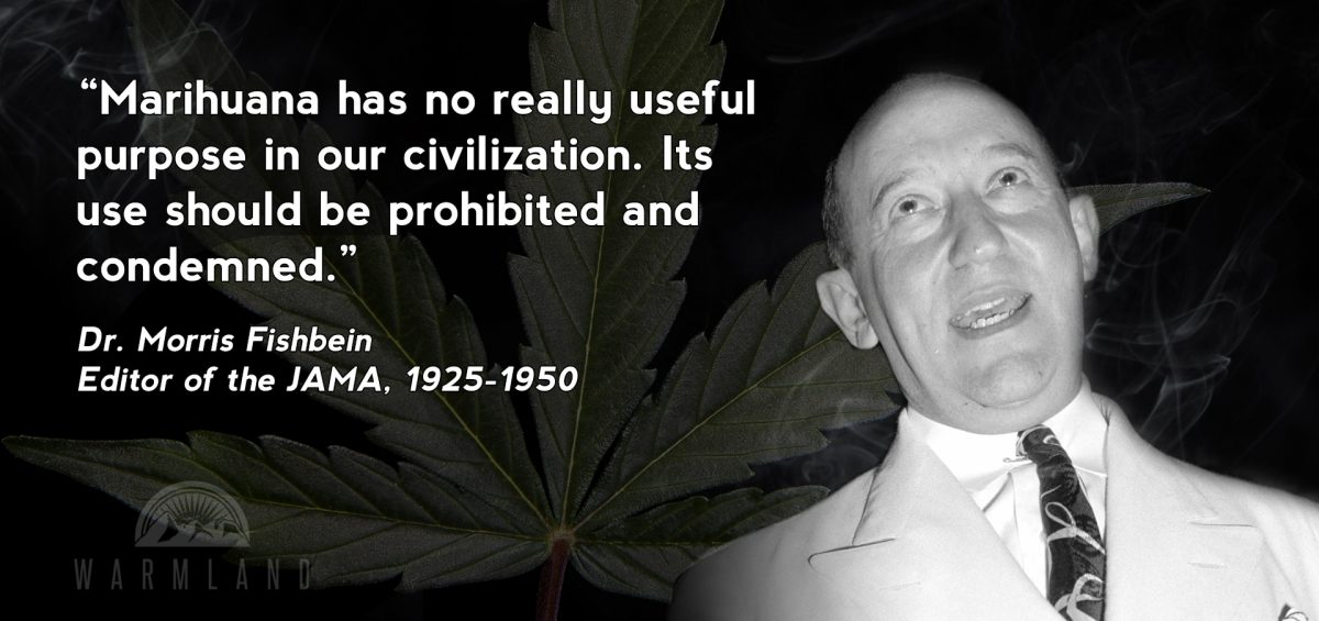 Dr. Morris Fishbein - Marihuana
