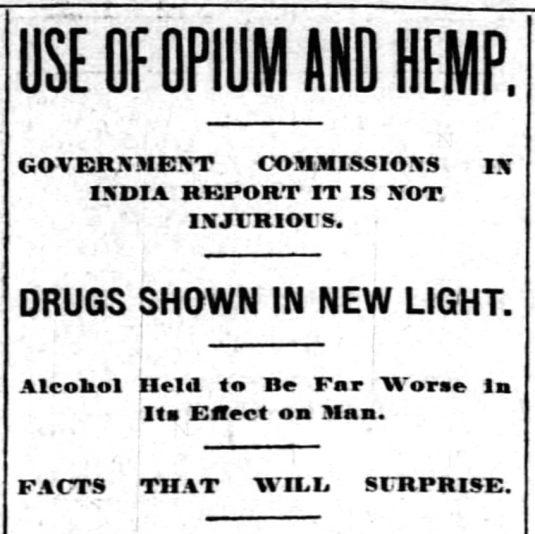 Drugs Shown in New Light