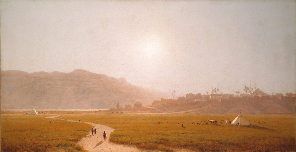 Siout, Egypt 1874