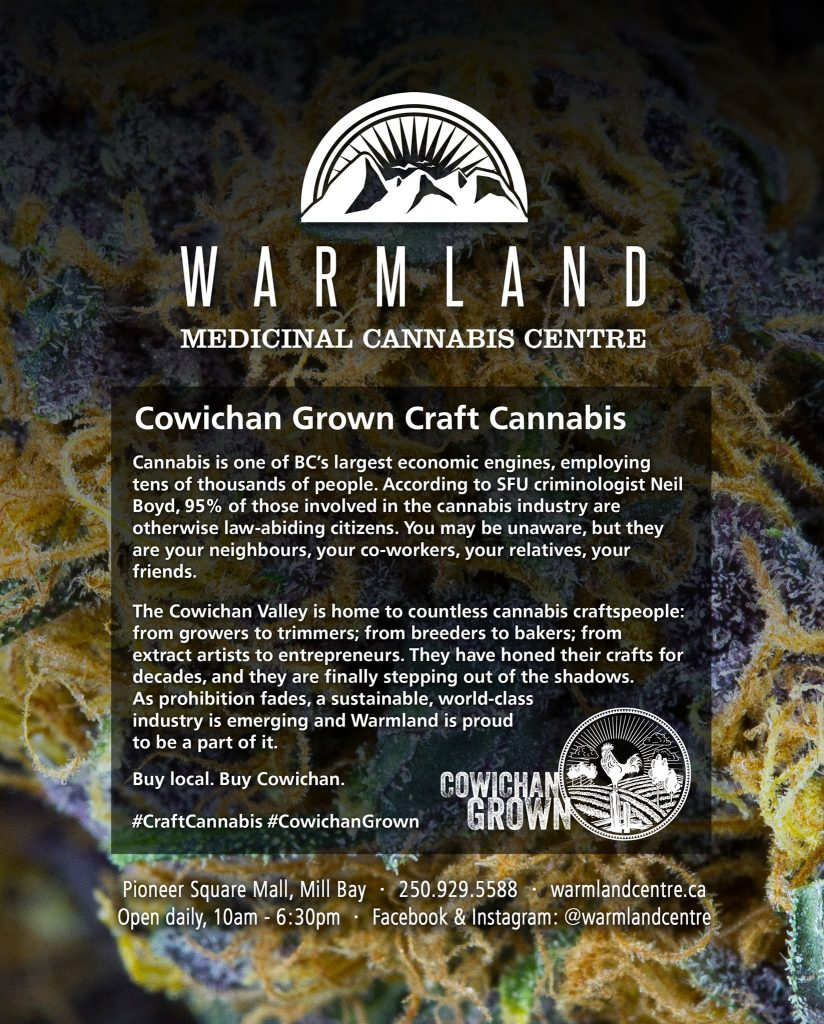 Cowichan Grown Craft Cannabis
