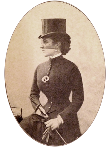 Marguerite Cunliffe-Owen aka Marquise de Fontenoy
