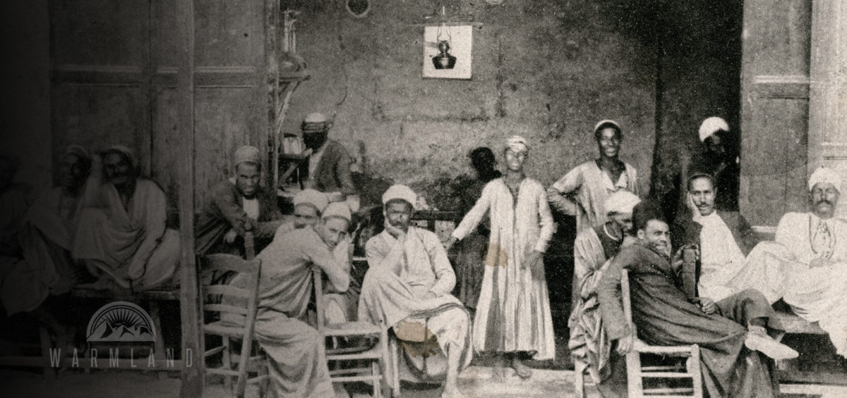1870-egyptian-men-hemp-eaters-coffee-house