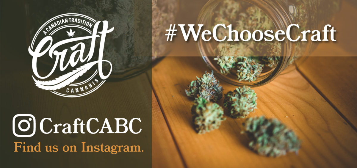 #WeChooseCraft